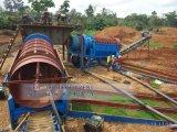 Métodos aluviais do separador da mineração do ouro de Ganzhou