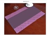 Personalizar o silicone Placemat para o jantar