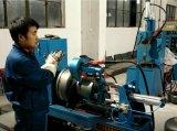 半自動LPGシリンダーハンドルの盾の溶接機