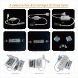Gran cantidad de lúmenes LED SMD5050 TIRA DE LEDS flexibles tiras