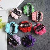Pin di capelli Handmade accessorio del gatto del cane del fiore del rifornimento dell'animale domestico, clip di capelli dell'animale domestico