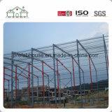 Estructura de Acero Galvanizado en caliente (Almacén/taller/Fábrica).