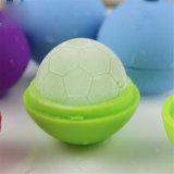 Sy04-01-005 FDA om het Dienblad van het Ijsblokje van de Voetbal van de Vorm van de Bal