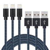 Qualität, die das 8 Pin-Kabel für Handy-Daten-Kabel auflädt