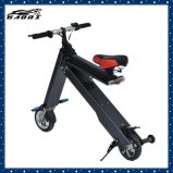 Vélo électrique pliant Baoqi 8 pouces avec cadre en alliage en aluminium