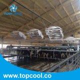 Solution de ventilation de laiterie du ventilateur Vhv72-2016 de cyclone de recyclage de haute performance