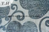 Jacquardwebstuhl-Sofa-Gewebe mit Liebes-Muster und Mischungs-Baumwollentwurf