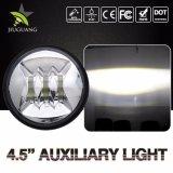 Comercio al por mayor luz antiniebla 30W 3000K 6000K 5.75pulgadas Super brillante Resistente al agua 12V Faros de LED de 24 voltios