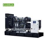180kw/200kw/240kw/280kw/320 kw/360kw silencieux des générateurs diesel avec moteur Perkins