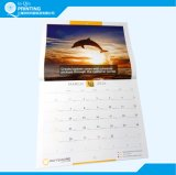 昇進2018のA4安い壁掛けカレンダーの印刷