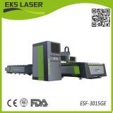 Automatisches CNC-Faser-Metallplastikfaser-Laser-Ausschnitt-Maschine