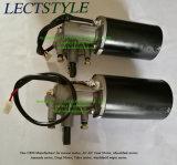 12V 120W 30-45rpm Windschutzscheiben-Wischer-Gang-Motor Gleichstrom-Elecitrical auf motorisiertem Vr Stuhl mit normaler Schlüsselwelle