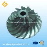 Précision usinant la turbine de turbocompresseur de Ge/Emd/Alco