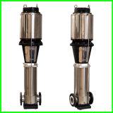 Constructeur de la Chine des pompes centrifuges verticales d'acier inoxydable et de fer de moulage
