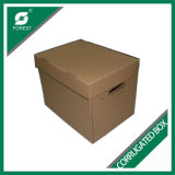 도매가 관례에 의하여 인쇄되는 물결 모양 저장 상자