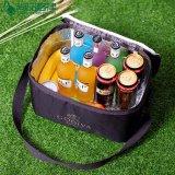 6 Dosen/(TP-CB220) isoliert/Flasche/Mittagessen/Picknick/Schulter/Nylon-/kühlere Beutel