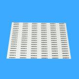 La fonction EAS suis Soft étiquette Étiquette antivol vide ou avec code à barres pour magasin de détail de marchandises de la sécurité anti vol suis étiquette