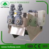 Machine de séchage rotatoire d'engrais de vache