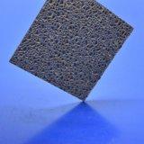 Hoja sólida grabada garantía del policarbonato de 10 años para la pared de interior