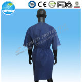 Гигиеническо с вне Sleeve терпеливейшие мантия/одежда стационара с короткой втулкой