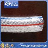 Flexibler Kurbelgehäuse-Belüftung verstärkter Faser-umsponnener Wasser-Bewässerung-Rohr-Garten-Schlauch