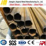 Gute Qualitätsspezielle Kapitel-Vieh-Schienen-ovale Stahlrohrleitung