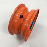 '' landwirtschaftliche Stahlrad-Felge des Gefäß-8X3.75 mit kundenspezifischer Farbe
