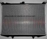 Voiture auto radiateur en aluminium