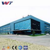 Q345 Multi-Storey prefabricados Prédios de Depósito de Estrutura de aço