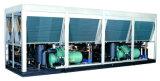 Refrigeratori di acqua raffreddati aria del compressore della vite