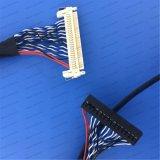 Lvds Kabel Fix-30p doppeltes 2CH 8bit für 17inch~23inch LCD Panel-Länge 50cm
