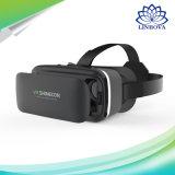 Glaces du virtual reality 3D de Vr Shinecon Vr de carton de Google pour le téléphone mobile