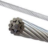 Il fornitore della Cina di corda del filo di acciaio ha galvanizzato la corda 1X19 imballato olio del filo di acciaio