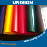 Lona laminado de PVC de alta qualidade para a tampa da máquina
