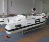 Liya 4person販売のための小さい中国の肋骨のボート