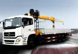 Gru Camion-Montata XCMG con la tonnellata telescopica Sq6.3sk3q dell'asta 6