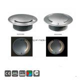 6W Inground iluminação LED impermeável IP67 Lâmpada Subterrâneo