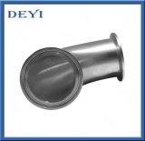 De Elleboog van de Flens van het Gebruik 90degree van de Industrie van het roestvrij staal (dy-E021)