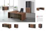 Стол управленческого офиса с подвижной таблицей офисной мебели постамента