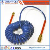 Manguera de la bobina de la PU de la fuente del fabricante de China