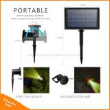 정원 야드 크리스마스를 위한 옥외 태양 레이저 광 조경 램프