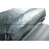 Doek en Stof van de Glasvezel van de aluminiumfolie de de Vuurvaste voor Thermisch Materiaal
