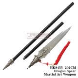 Боевые искусства Red-Tasselled копье 202см HK8455