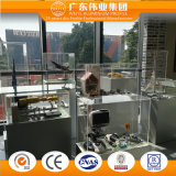 Weiye 알루미늄 공장 그룹에서 6063의 T5 알루미늄 제품