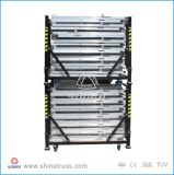 Fabrikant van de Barrière van de Controle van de Menigte van het Overleg van het Aluminium