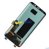 Мобильный телефон оригинальный ЖК-дисплей с сенсорным экраном для Samsung S8 Galaxy G950