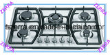 Rango europeo de la artesa del gas de la cocina del hogar del estilo (JZS1007)