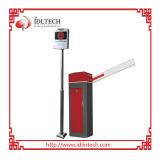 Sistema do controle de acesso RFID da escala longa