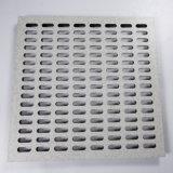 Пол доступа коэффициента 36% вентиляции поднятый воздушным потоком в всей стали