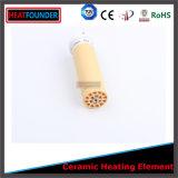 Elemento riscaldante caldo del fucile ad aria compressa 120V 1600W con il tubo della mica